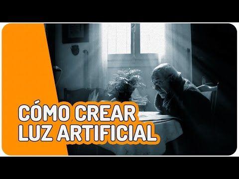 Cómo crear Luz Artificial. Tutorial de Photoshop en español. - YouTube