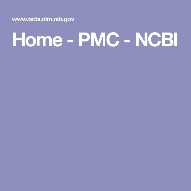 Home - PMC - NCBI