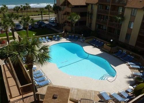 Anchorage I C10 Myrtle Beach (Florida) Set 800 metres from Myrtle Beach Boardwalk and 2 km from Myrtle Beach Convention Center, Anchorage I C10 offers accommodation in Myrtle Beach. The apartment is 2.7 km from Myrtle Manor.  The kitchen comes with a dishwasher. A TV is available.