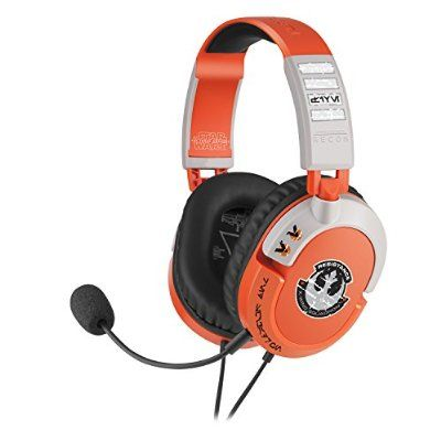 Turtle Beach Star Wars X-Wing Pilot Gaming Headset for PlayStation 4, Xbox One (compatible w/ new Xbox One Controller), PC/Mac, and Mobile