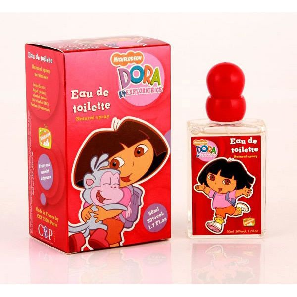 Find Kids Dora by Compagne Europeene Parfums and other awesome fragrances at Luxury Perfume. Enjoy huge discounts and great deals! Free U.S Shipping on all orders over $59.00!