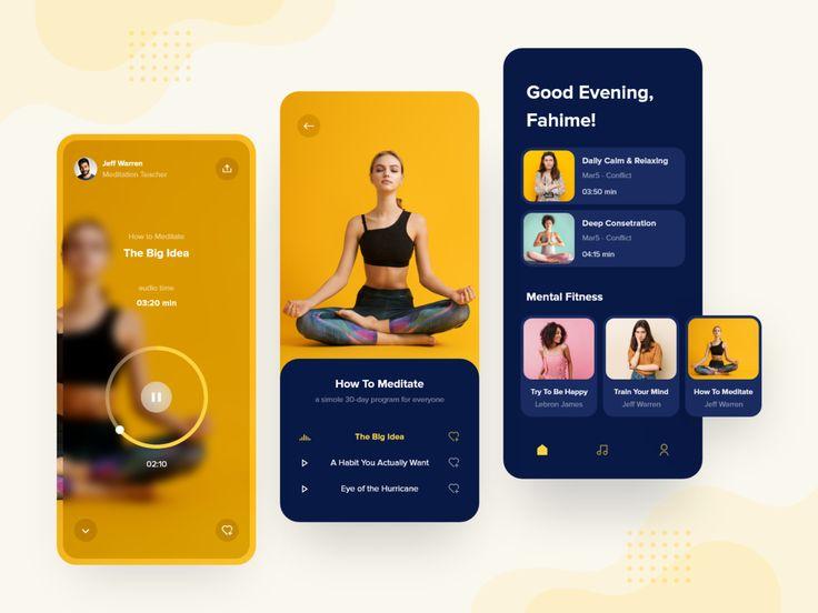 Meditation application in 2020 meditation meditation