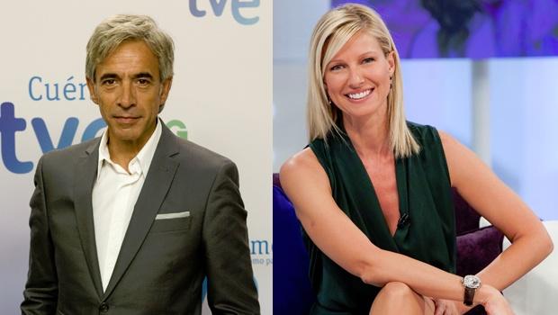 Anne Igartiburu e Imanol Arias presentarán las Campanadas de fin de año en TVE www.rtve.es/n/579000