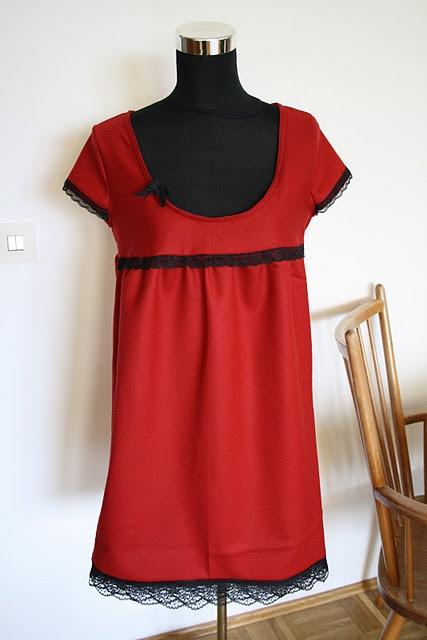 My christmas dress 2011