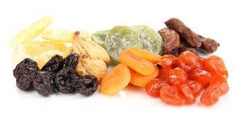 sušení ovoce, zeleniny a hub