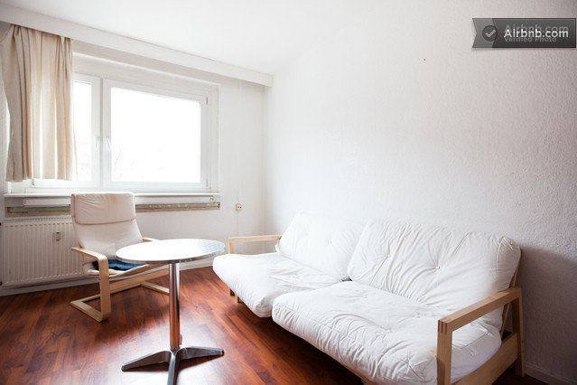 Open room in central and hip area in Berlin