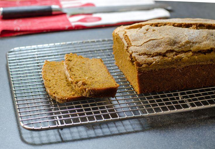 Chic Eats: Tartine Bakery's Pumpkin Tea Cake