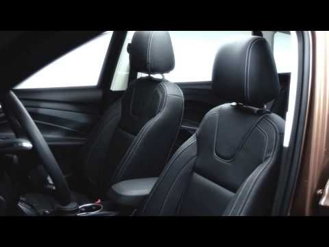 Ford Kuga Premium Leather - Add a touch of luxury to your interior seating - YouTube