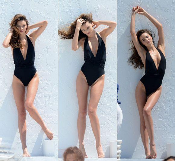 OMG!ミランダ・カー、おっぱいがポロりハプニング! | 海外セレブ&セレブキッズの最新画像・インスタグラム・私服ファッション・ゴシップ | Jinclude