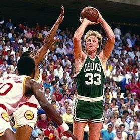 On this date, 30 years ago, the Boston Celtics won their 16th NBA Championship with a 114-97 win over the Houston Rockets. On this game, Larry Bird makes a triple-double with 29 #points, 11 #rebounds and 12 #assists. #boston #celtics #bostonceltics #larry #bird #larrybird #houston #rockets #houstonrockets #nba #basketball #playoffs #nbaplayoffs #finals #nbafinals #champion #championship #win #performance #history #retro #vintage #legend #picoftheday #pictureoftheday #like4like #likeforlike