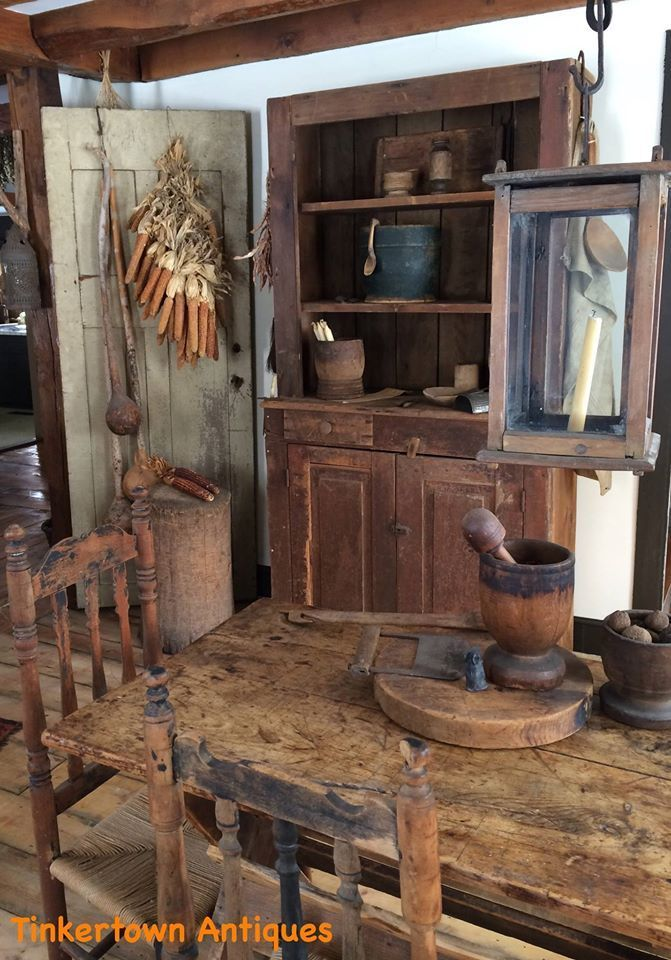 4842 best farmhouse rustic vintage primitive for Antique decoration