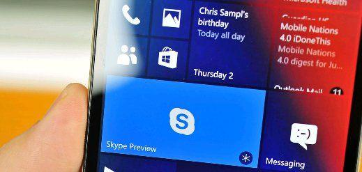 Microsoft Segera 'Bunuh' Aplikasi Skype di Windows Phone
