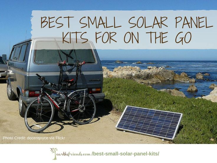 Best Small Solar Panel Kits for RVs, Boats, Campers, Tiny Houses & More!