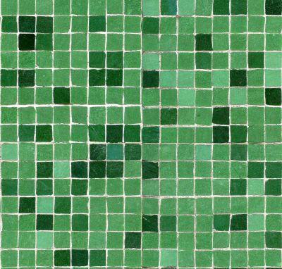 Geometric Kitchen Tiles