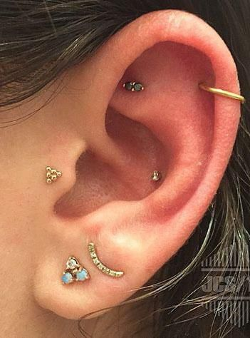 Piercing Ideas at MyBodiArt                                                                                                                                                     More