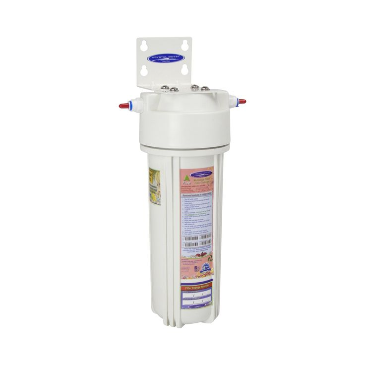 Commercial Single Inline Water Filter