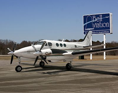 1973 Beechcraft King Air E90 for sale in OK United States => www.AirplaneMart.com/aircraft-for-sale/Multi-Engine-TurboProp/1973-Beechcraft-King-Air-E90/11010/