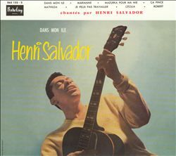 Listening to Henri Salvador - Dans Mon Île on Torch Music. Now available in the Google Play store for free.