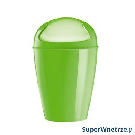 Kosz na śmieci Koziol Del S zielony KZ-5777568