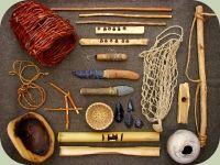 Wilderness survival tools.