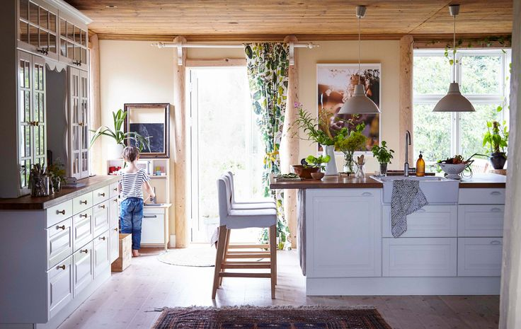 How to capture traditional country style in your home