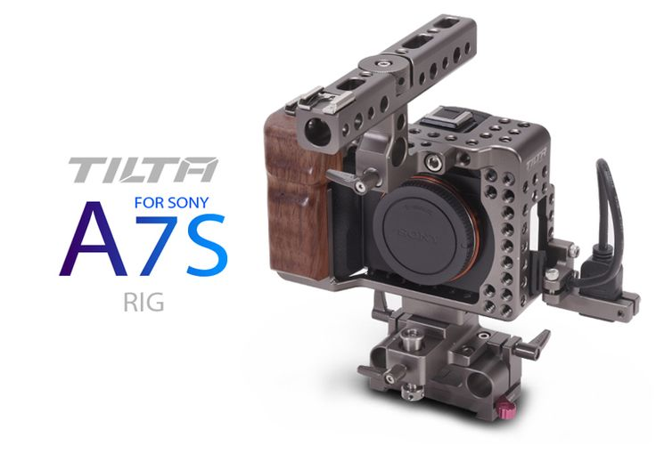 Aliexpress.com : Buy Tilta A7S Rig Quick release Baseplate Top Handle Cage for Sony A7S Camera DV Film video shooting from Reliable handle hinge suppliers on Joyfull Store Foto & Video