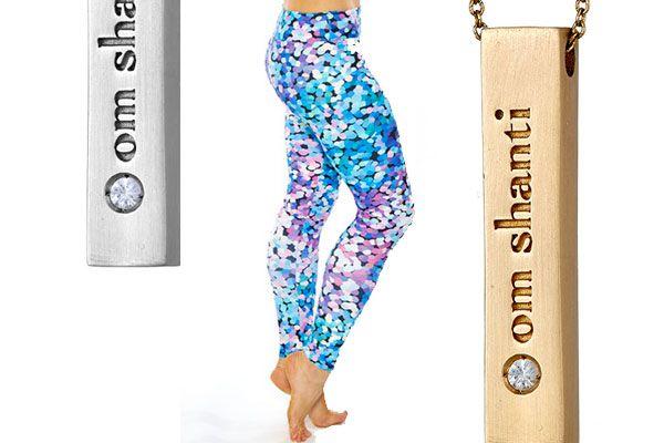 Win Dharma Bums Yoga Gear & The Tulsi Project Jewellery