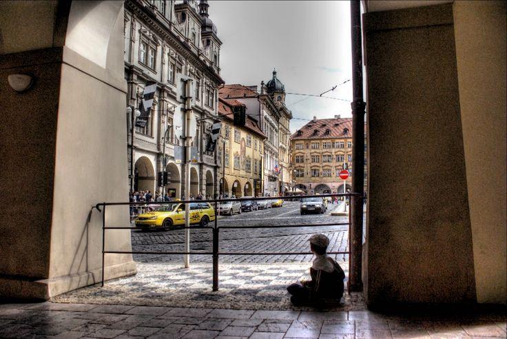 <3 Prague, Czechoslovakia