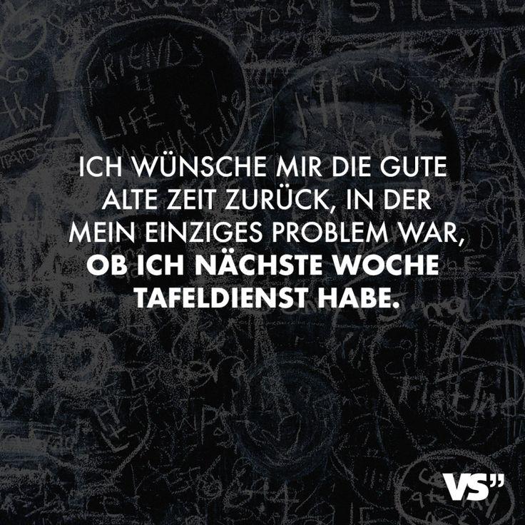 Visual Statements®️ Ich wünsch mir die gute al…