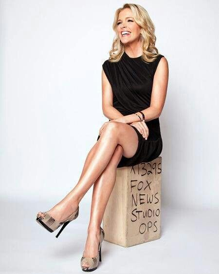 Megyn Kelly...... Beyond smart and beautiful! You go girl!