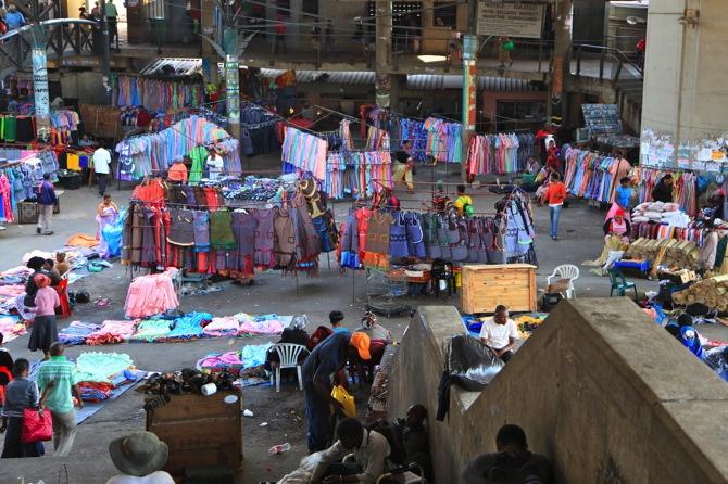 Surprising South Africa, Part 1: ZwaZulu Natal  Victoria Market Durban, South Africa
