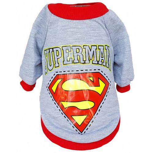 Tee shirt superman pour chien