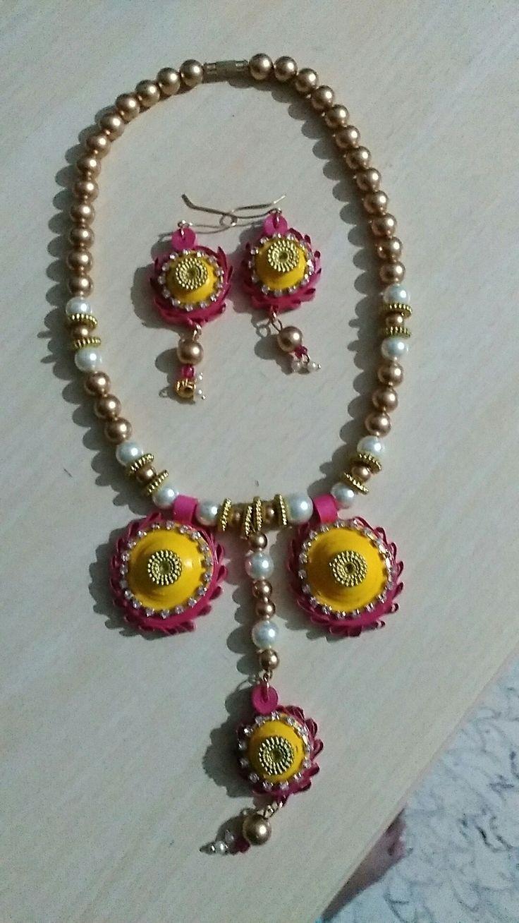 quelling Necklace set Rs150 buy new unique jewellery