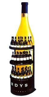 wine point of sale display ideas - Google Search