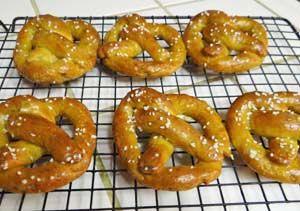 Gluten Free Soft Pretzels | Gluten Free Recipes | Gluten Free Recipe Box