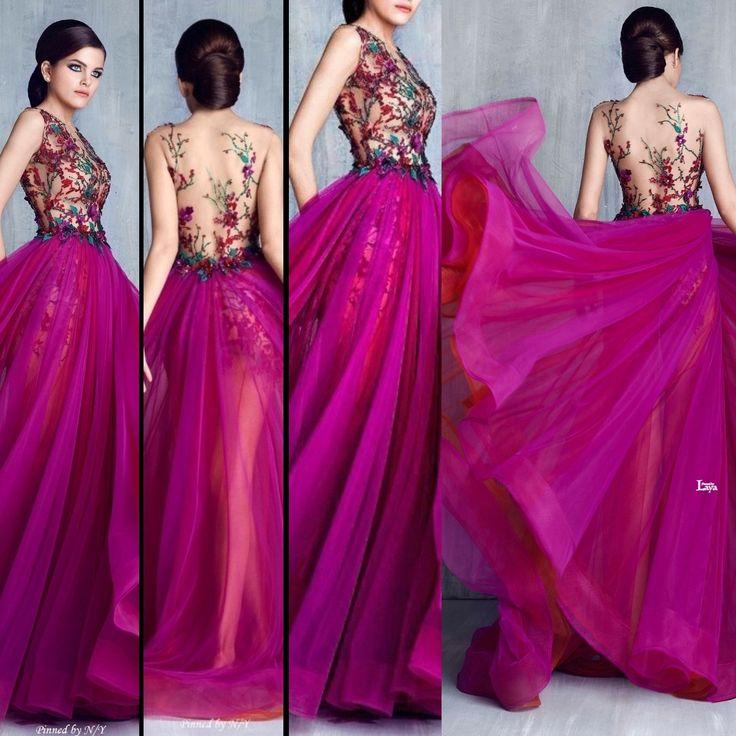 Mejores 91 imágenes de Diseño y vestidos de fiesta en Pinterest ...