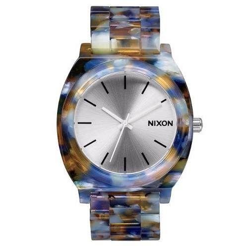 reloj nixon a3271116 a327646 time teller carey