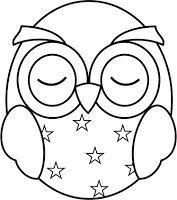 Beccy's Place: owls