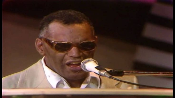 Ray Charles - Georgia On My Mind (LIVE) HD