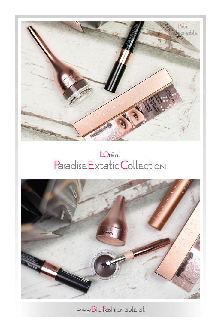 L'Oréal Paradise Extatic Collection