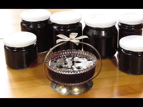 Варенье из черной смородины по рецепту моей свекрови - YouTube