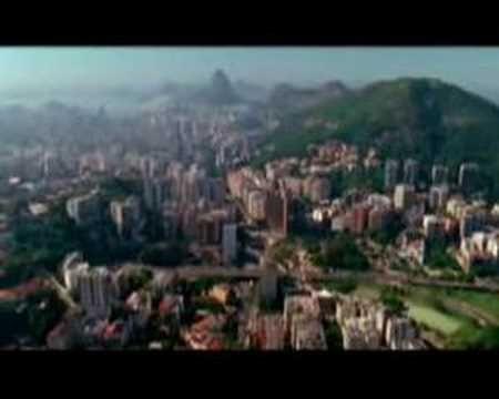 """Edição simples de imagens aéreas extraídas dos filmes """"Ônibus 174"""" e """"Casa de Areia"""", ao som da poesia CAZUZA..."""