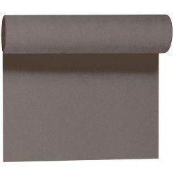 Duni Bordløber Textil Granitgrå