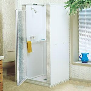 Shower Stalls Stalls And Showers On Pinterest