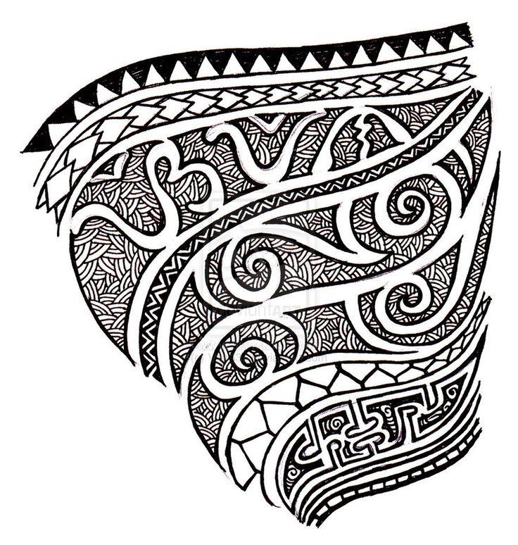 filipino tribal tattoo concept by ~VanS3n on deviantART