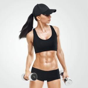 17 Best Ideas About Female Abs On Pinterest Easy Ab