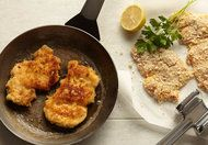 Chicken Scaloppine al Limone // Paillards 10 Ways - NYTimes.com