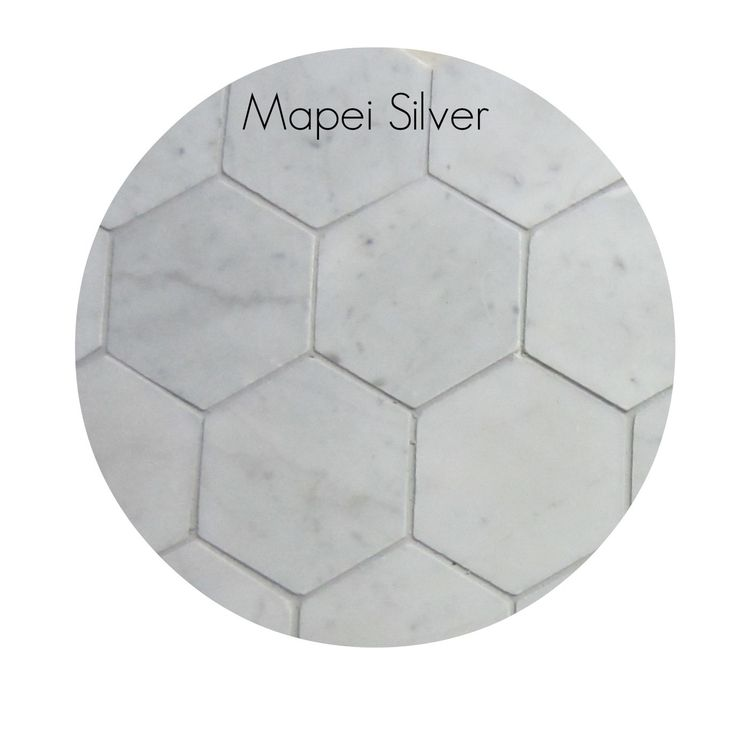 mapei #grout silver