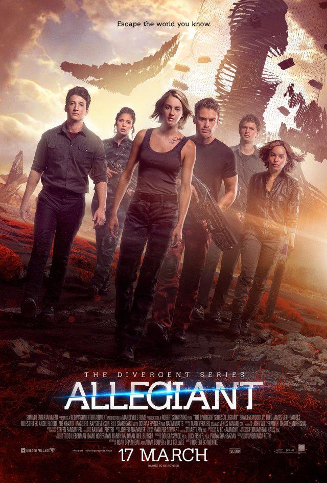 The Divergent Series Allegiant F Magazine Allegiant Movie Allegiant Divergent Series