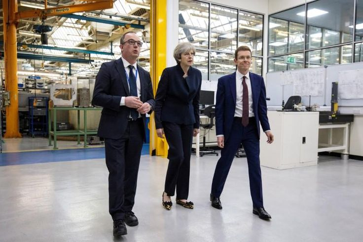#world #news  UK PM Theresa May maintains strong election lead in weekend opinion polls